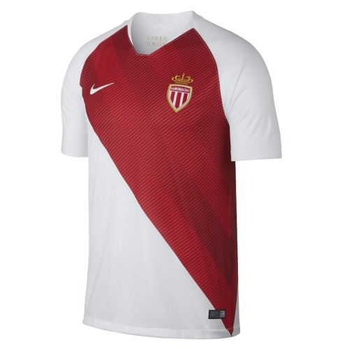 MAILLOT AS MONACO DOMICILE 2018-2019