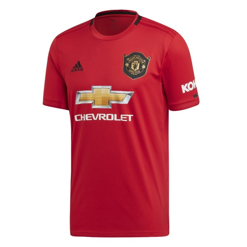 MAILLOT MANCHESTER UNITED DOMICILE 2019-2020
