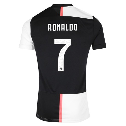 MAILLOT JUVENTUS RONALDO DOMICILE 2019-2020