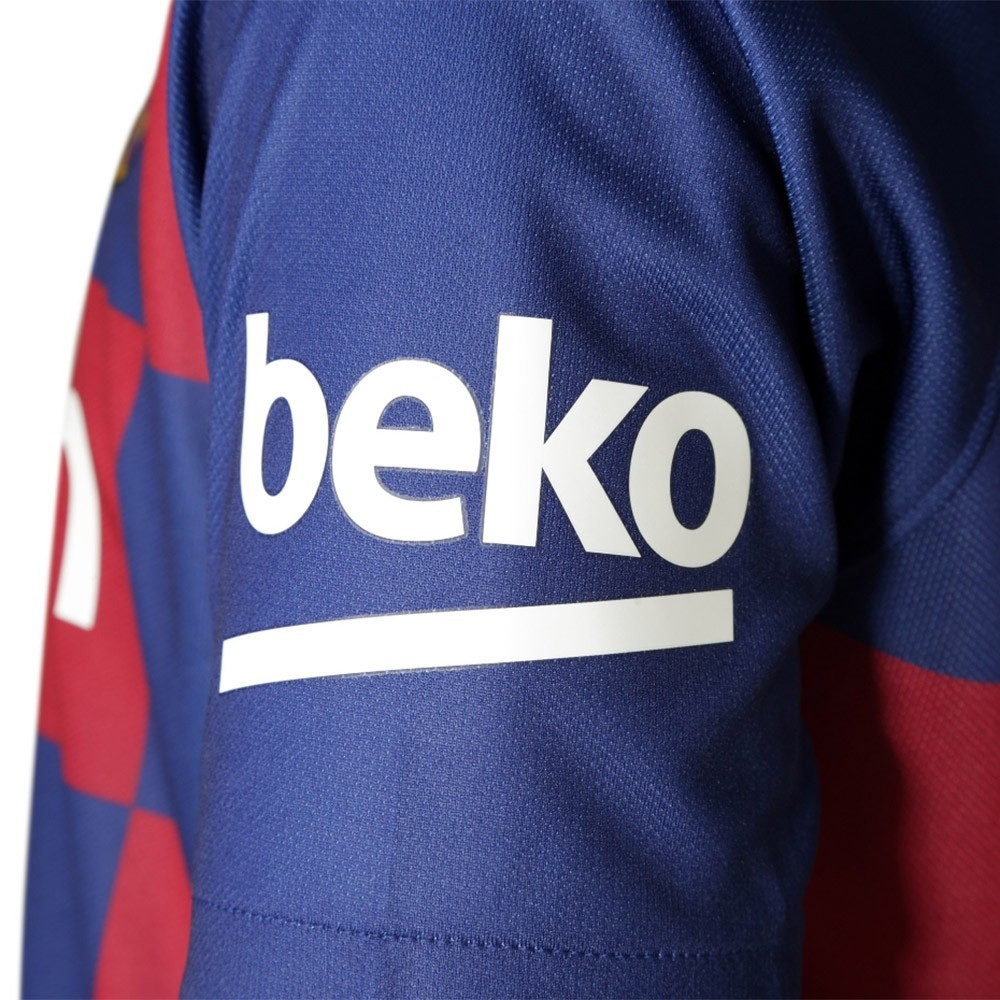 PACK FC BARCELONE DOMICILE. ENSEMBLE ADULTE MAILLOT ET SHORT 2019-2020