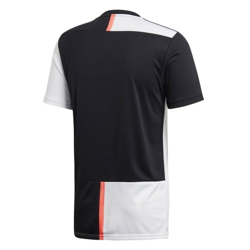 PACK JUVENTUS TURIN DOMICILE. ENSEMBLE ADULTE MAILLOT ET SHORT 2019-2020