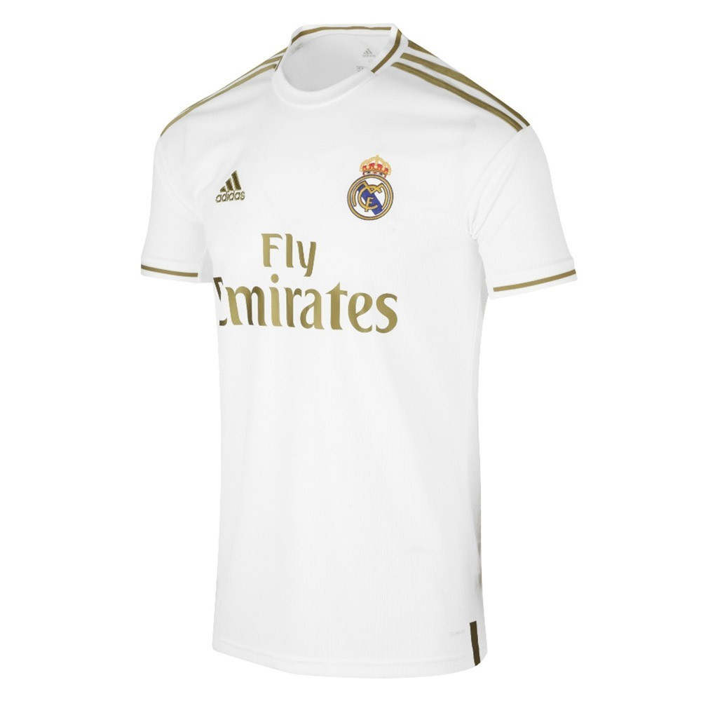 PACK REAL MADRID DOMICILE. ENSEMBLE ADULTE MAILLOT ET SHORT 2019-2020