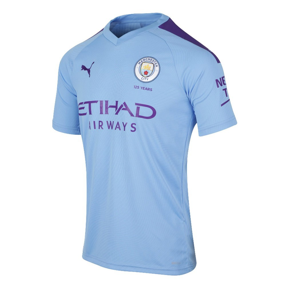 MAILLOT MANCHESTER CITY DOMICILE 2019-2020