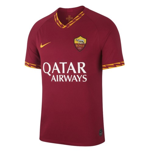 MAILLOT AS ROMA DOMICILE 2019-2020