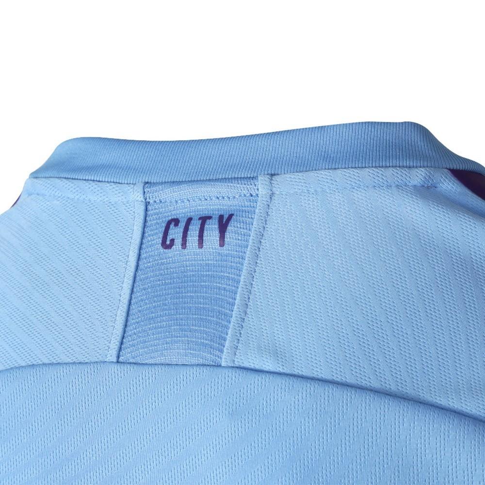 PACK MANCHESTER CITY DOMICILE. ENSEMBLE ADULTE MAILLOT ET SHORT 2019-2020