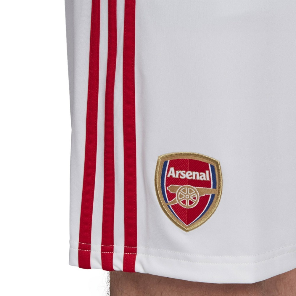 PACK ARSENAL DOMICILE. ENSEMBLE ADULTE MAILLOT ET SHORT 2019-2020
