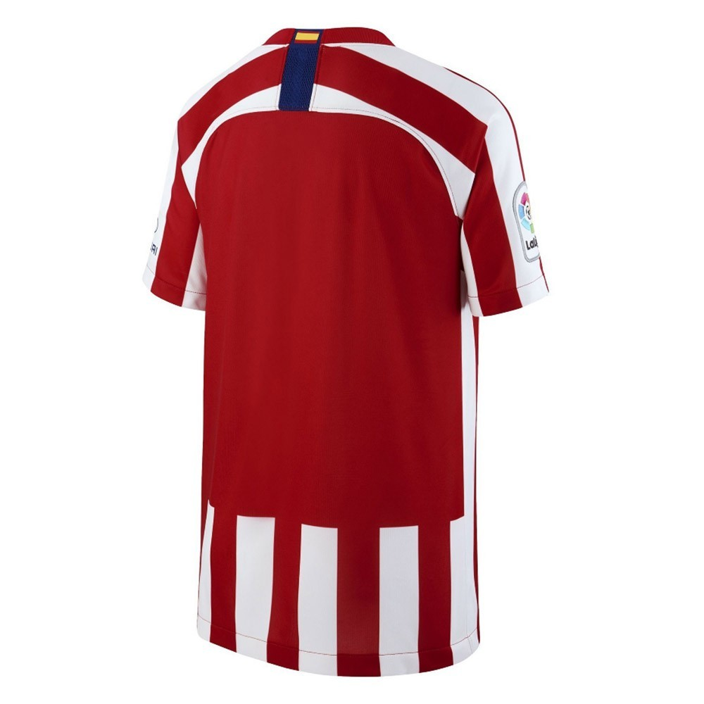 PACK JUNIOR ATLETICO MADRID DOMICILE. ENSEMBLE MAILLOT ET SHORT 2019-2020