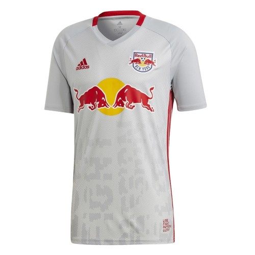 PACK JUNIOR NEW YORK RED BULLS DOMICILE. ENSEMBLE MAILLOT ET SHORT 2019-2020