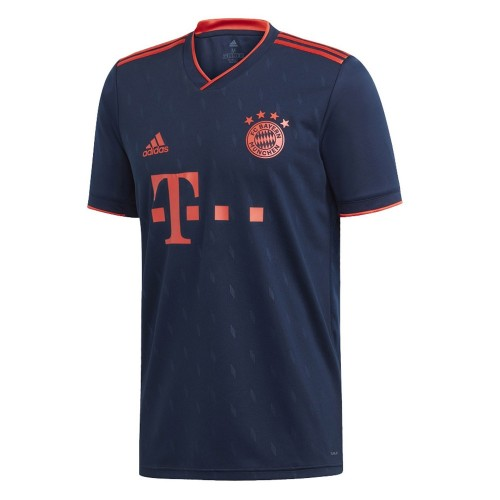 PACK BAYERN MUNICH THIRD. ENSEMBLE ADULTE MAILLOT ET SHORT 2019-2020