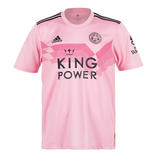 MAILLOT LEICESTER CITY EXTERIEUR 2019-2020