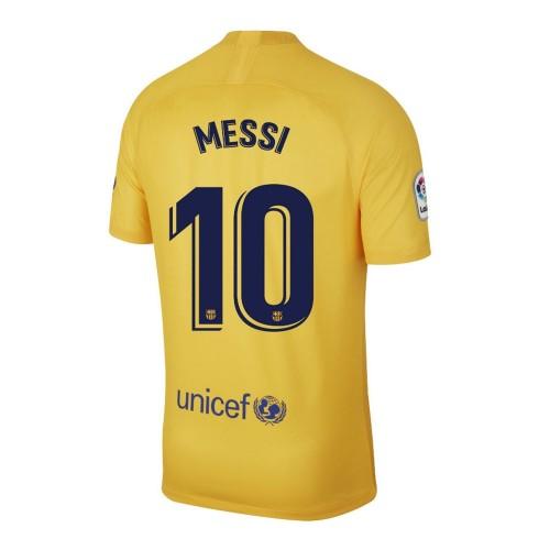 MAILLOT FC BARCELONE MESSI CLASSICO 2019-2020