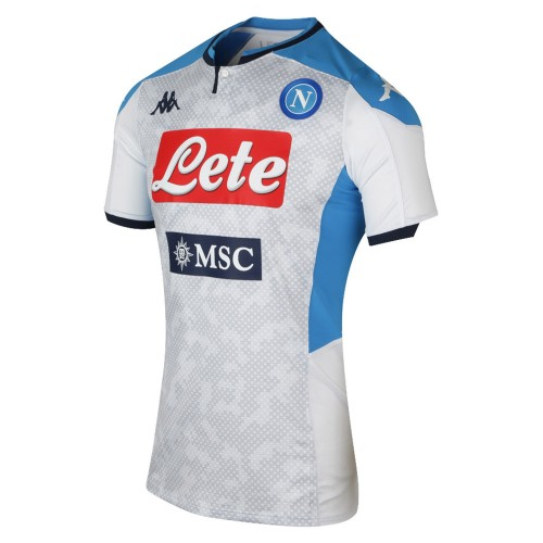 MAILLOT NAPLES THIRD 2019-2020