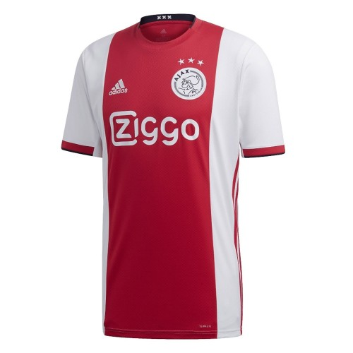 PACK AJAX AMSTERDAM DOMICILE. ENSEMBLE ADULTE MAILLOT ET SHORT 2019-2020