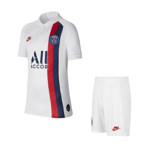 PACK JUNIOR PSG THIRD. ENSEMBLE MAILLOT ET SHORT 2019-2020