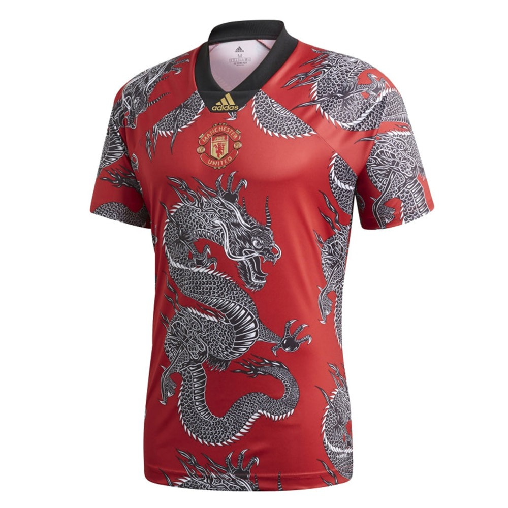 MAILLOT MANCHESTER UNITED CNY 2019-2020