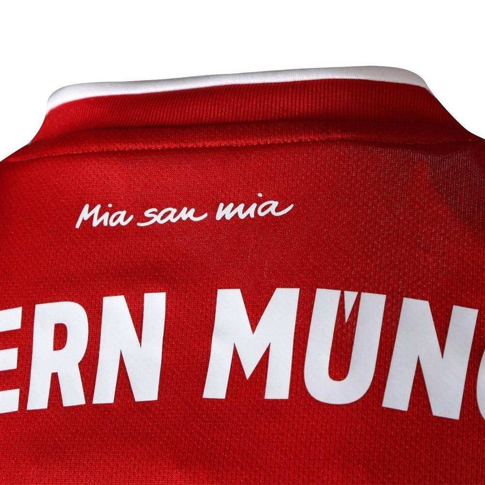MAILLOT BAYERN MUNICH LEWANDOWSKI DOMICILE 2020-2021