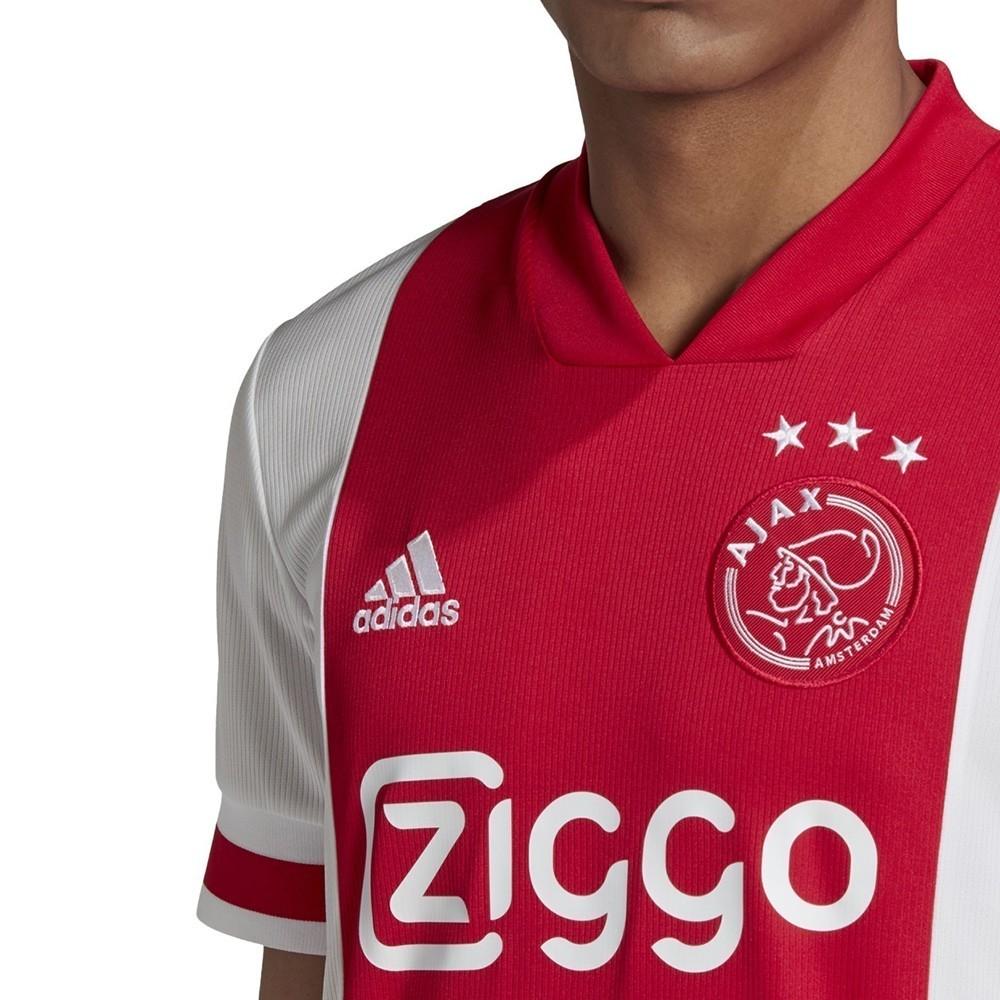 MAILLOT AJAX AMSTERDAM DOMICILE 2020-2021