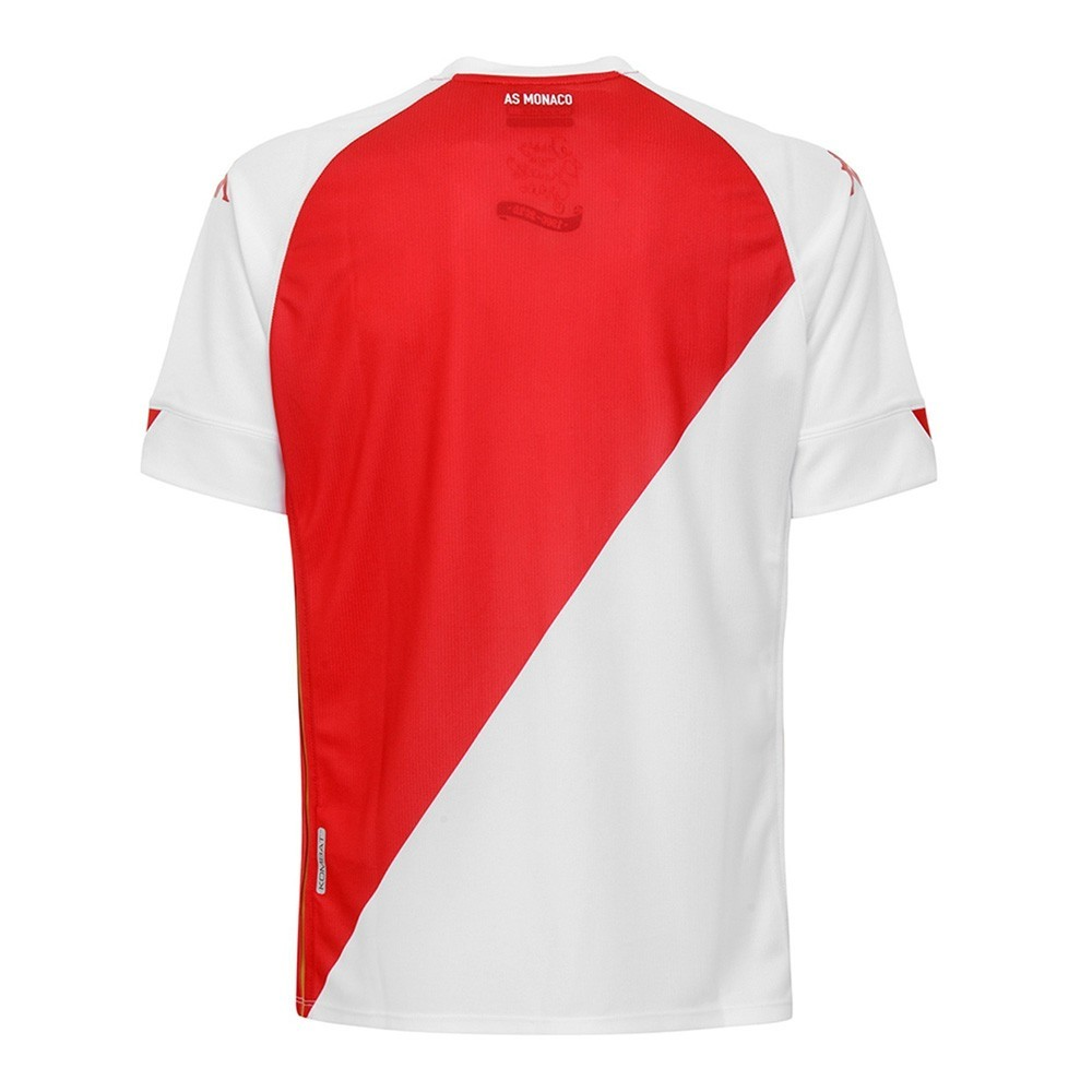MAILLOT AS MONACO DOMICILE 2020-2021