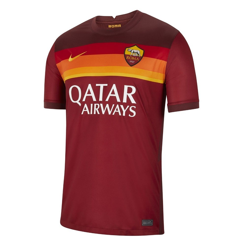 MAILLOT AS ROMA DOMICILE 2020-2021
