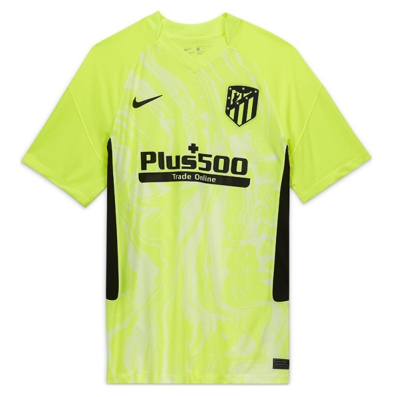 MAILLOT ATLETICO MADRID THIRD 2020-2021