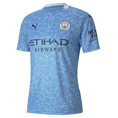 MAILLOT MANCHESTER CITY DOMICILE 2020-2021