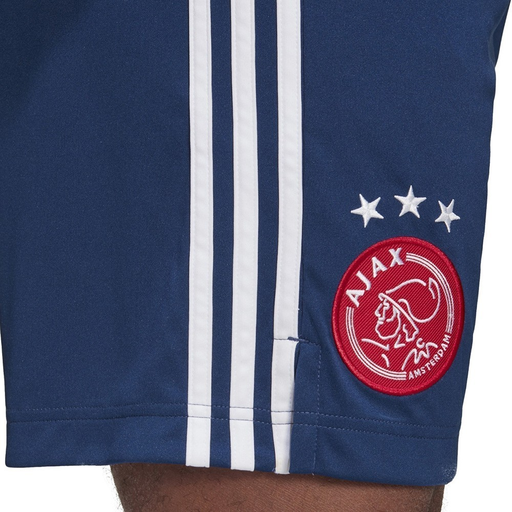 PACK AJAX AMSTERDAM EXTERIEUR. ENSEMBLE ADULTE MAILLOT ET SHORT 2020-2021