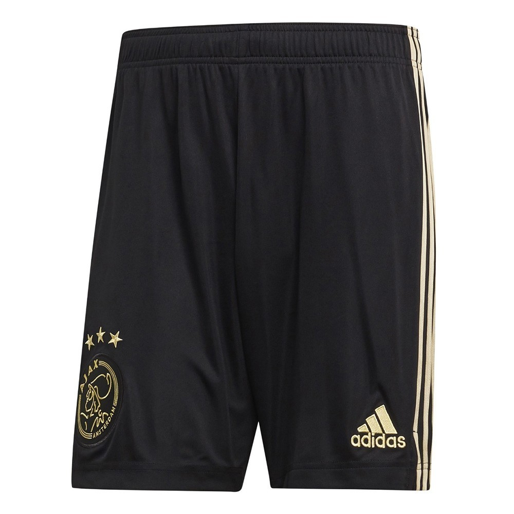 PACK AJAX AMSTERDAM THIRD. ENSEMBLE ADULTE MAILLOT ET SHORT 2020-2021
