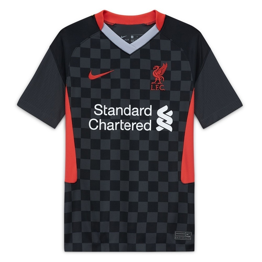 PACK LIVERPOOL THIRD. ENSEMBLE ADULTE MAILLOT ET SHORT 2020-2021