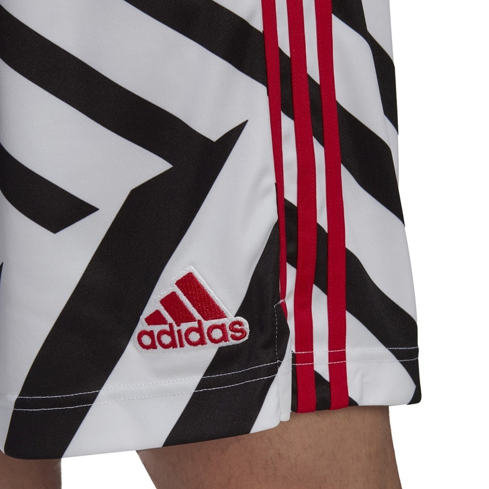 PACK MANCHESTER UNITED THIRD. ENSEMBLE ADULTE MAILLOT ET SHORT 2020-2021