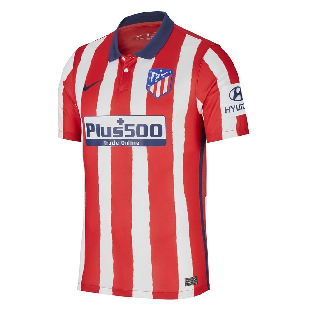 PACK ATLETICO MADRID DOMICILE. ENSEMBLE ADULTE MAILLOT ET SHORT 2020-2021
