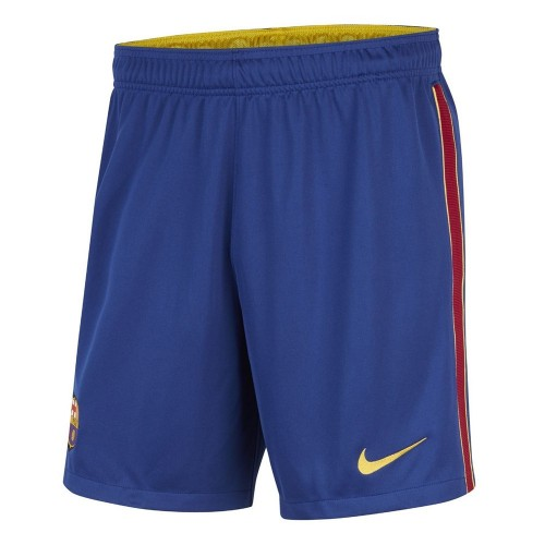 PACK FC BARCELONE DOMICILE. ENSEMBLE ADULTE MAILLOT ET SHORT 2020-2021