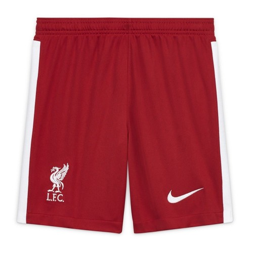 PACK LIVERPOOL DOMICILE. ENSEMBLE ADULTE MAILLOT ET SHORT 2020-2021