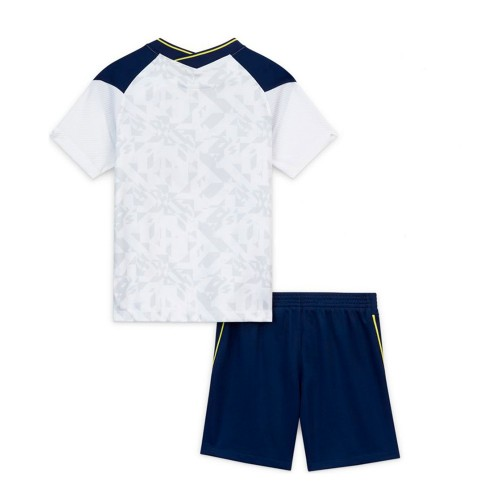 PACK JUNIOR TOTTENHAM DOMICILE. ENSEMBLE MAILLOT ET SHORT 2020-2021
