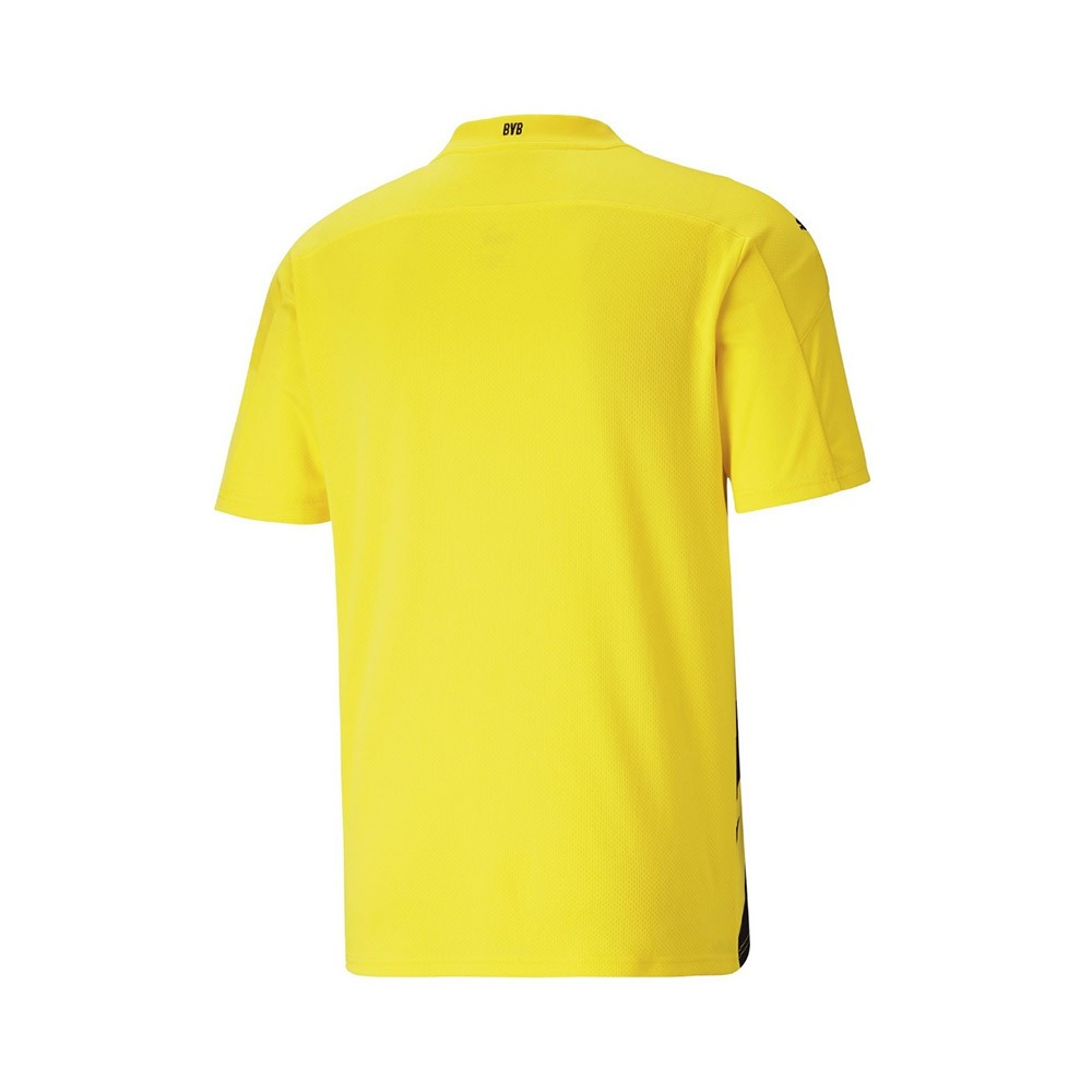 PACK JUNIOR BORUSSIA DORTMUND DOMICILE. ENSEMBLE MAILLOT ET SHORT 2020-2021