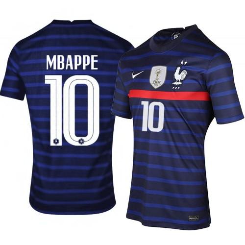 MAILLOT FRANCE DOMICILE MBAPPE 2020-2021