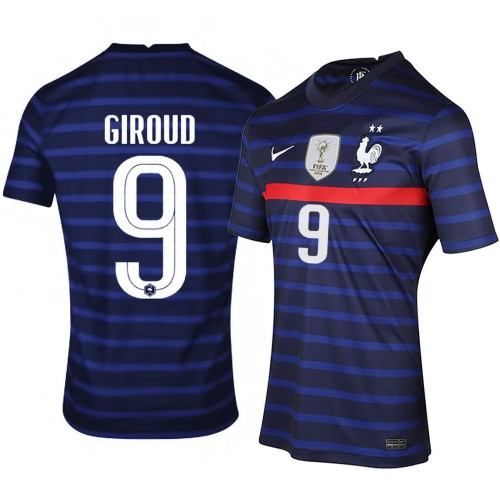 MAILLOT FRANCE DOMICILE GIROUD 2020-2021