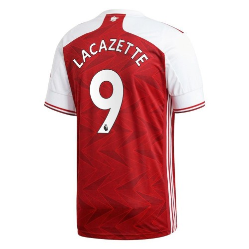 MAILLOT ARSENAL DOMICILE LACAZETTE 2020-2021