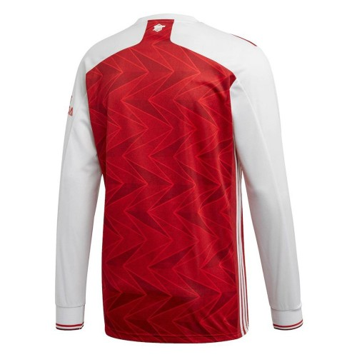MAILLOT ARSENAL DOMICILE MANCHES LONGUES 2020-2021