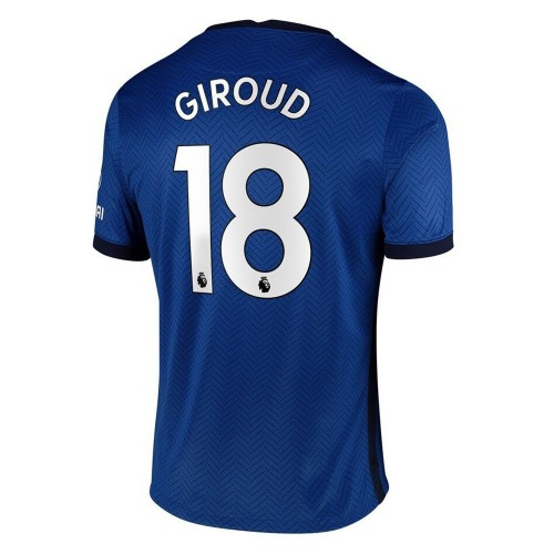MAILLOT CHELSEA DOMICILE GIROUD 2020-2021