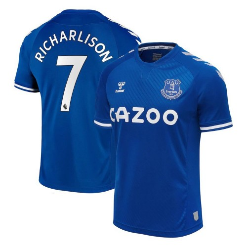 MAILLOT EVERTON DOMICILE RICHARLISON 2020-2021