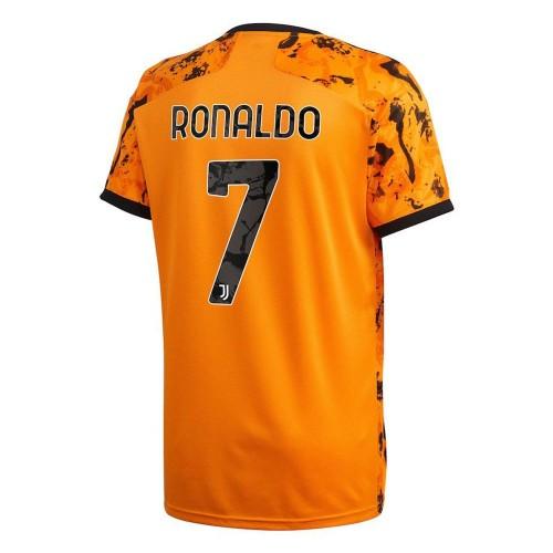 MAILLOT JUVENTUS THIRD RONALDO 2020-2021