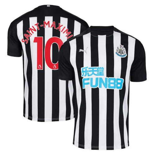 MAILLOT NEWCASTLE DOMICILE SAINT-MAXIMIN 2020-2021