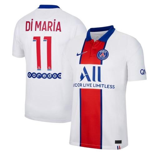MAILLOT PSG EXTERIEUR DI MARIA 2020-2021