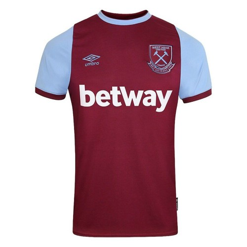 MAILLOT WEST HAM DOMICILE NOBLE 2020-2021