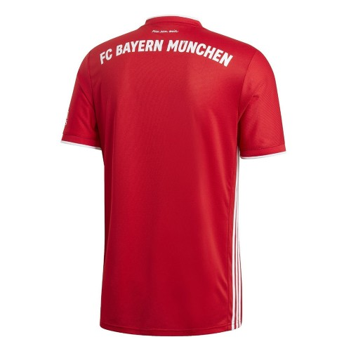 PACK JUNIOR BAYERN MUNICH DOMICILE. ENSEMBLE MAILLOT ET SHORT 2020-2021