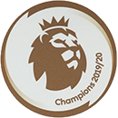Badge Premier League Champions 2019/20 (-40%) : 6€