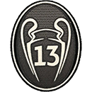 Badge 13 Champions League (-40%) : 6€