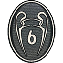 Badge 6 Champions League